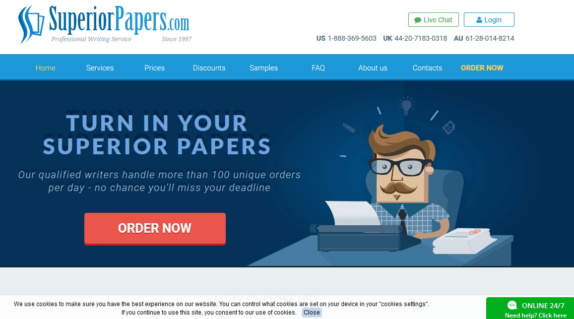 Copy of 40 Superiorpapers